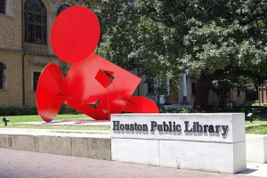 Houston Library